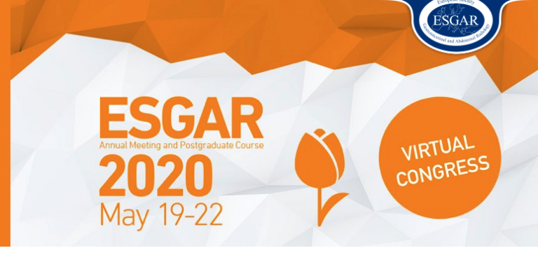 Виртуальный Ежегодный Конгресс ESGAR 19-22 мая 2020